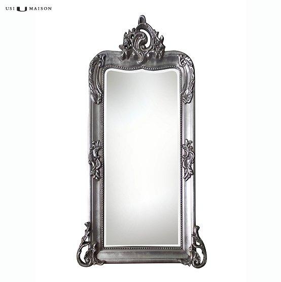 spiegel klassiek giotto zilver 01