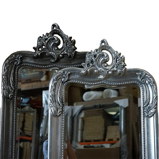 spiegel klassiek giotto zilver main