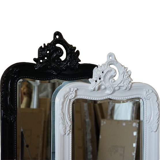 Kammspiegel Giotto - Schwarz & Weiß