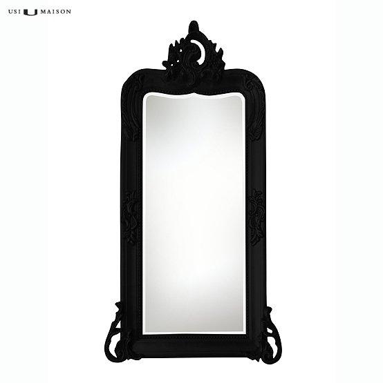 spiegel klassiek giotto zwart 01