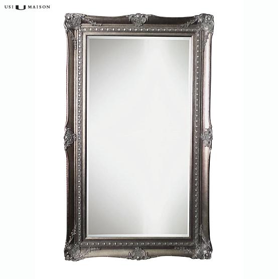 spiegel klassiek michelangelo zilver 06