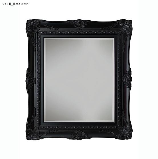 spiegel klassiek michelangelo zwart 03