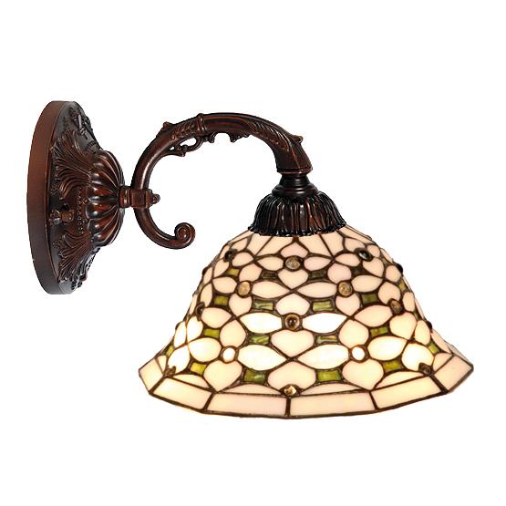 tiffany wandlamp montclair