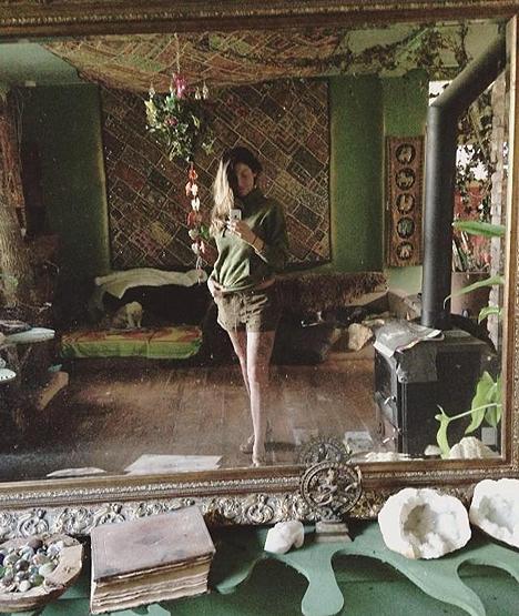barok spiegel Da Vinci