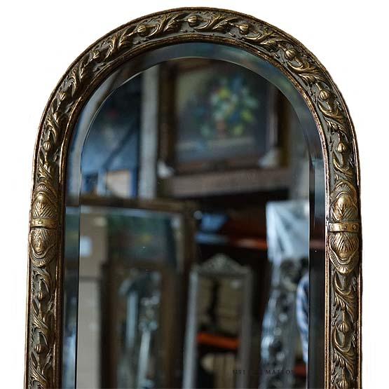 barok spiegels rossetti goud main