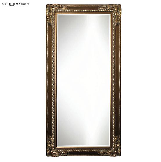 Schitterende barok spiegel delaney antiek goud usimaison for Barok spiegel