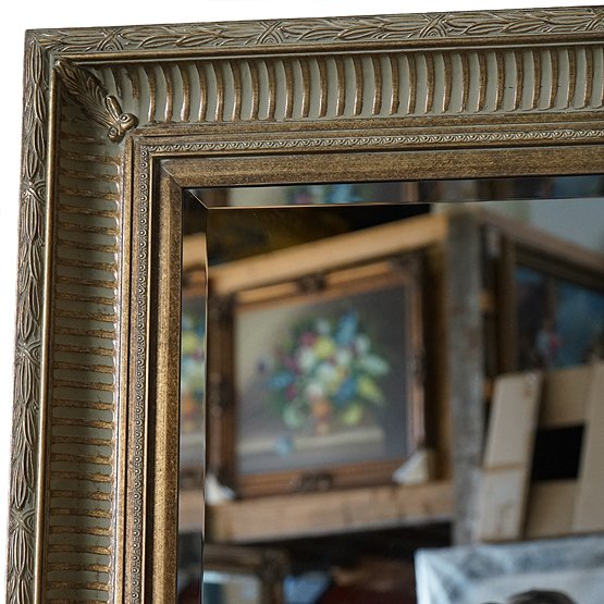barok spiegel bellini goud main