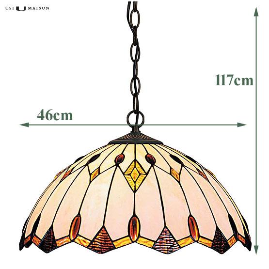 tiffany hanglamp montreal sizes
