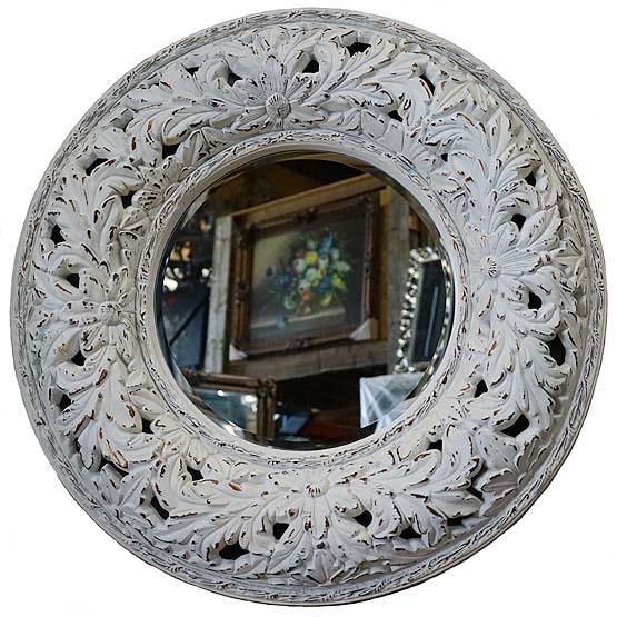 klassieke barok spiegel inness rond