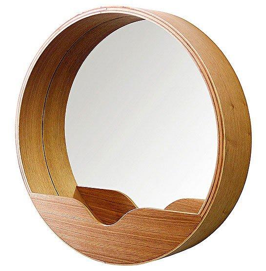 zuiver round wall wandspiegel