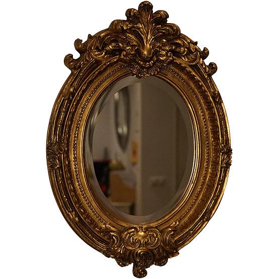 barok spiegel ovaal veronese small