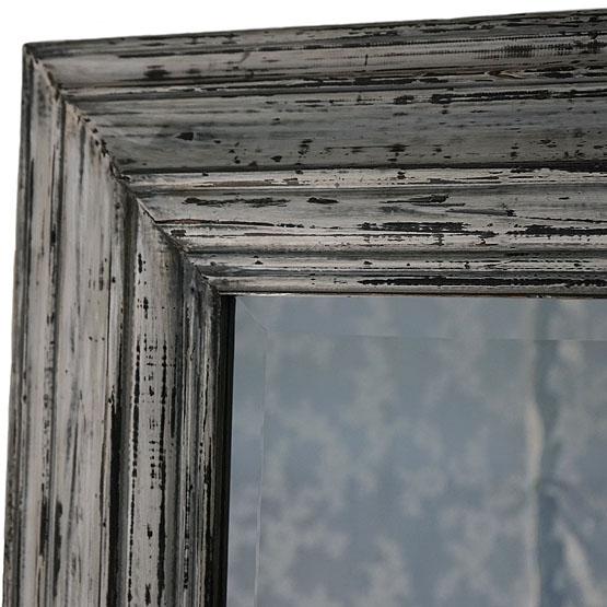 Houten spiegel nidderdale usi maison for Houten spiegel