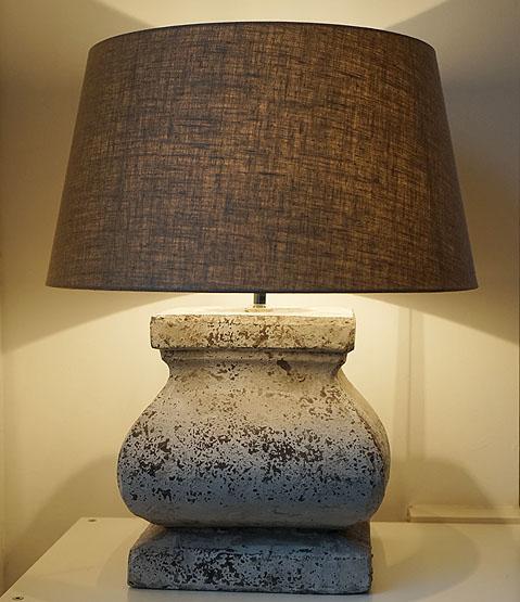 keramiektafellamp lampenkap raijua