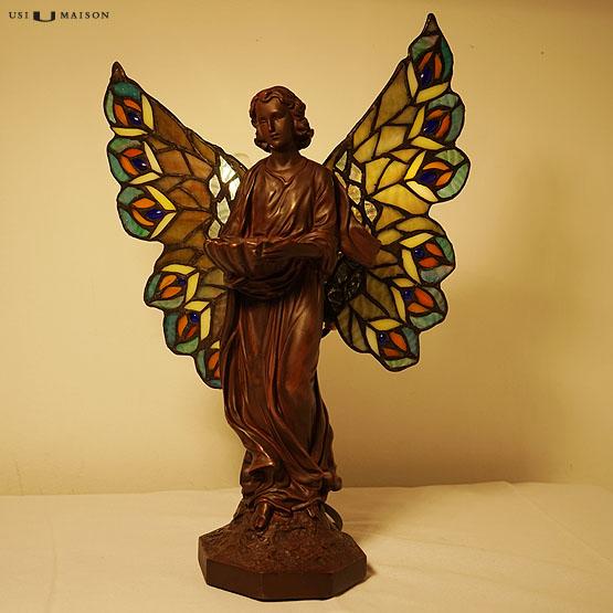 tiffany figuur engel nieuw