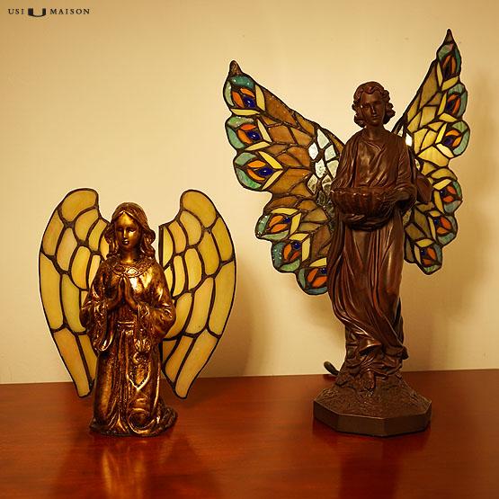 tiffany figuur engel studio