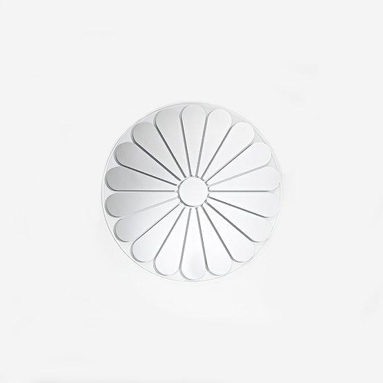 Deknudt miroir design Flos