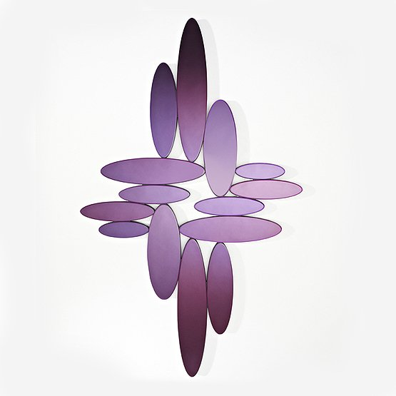 design spiegel ovales purple 9039 btb 1
