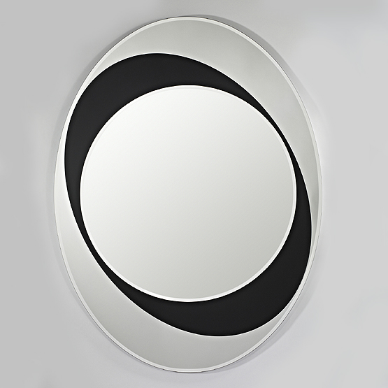 ovalen spiegel sphere 9964-arb