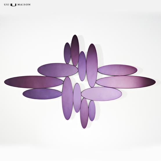 spiegel ovales purple 9039 btb usi maison