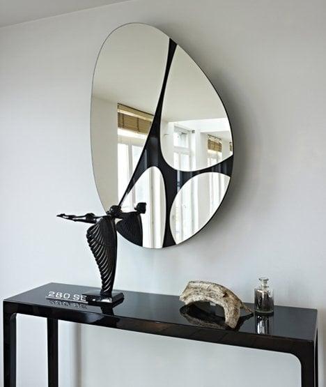 design spiegel pebbles deknudt mirrors usi maison