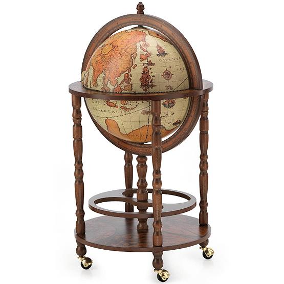 elegante bar globe Minerva Safari