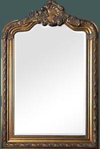 kuif spiegel rocaille usi maison