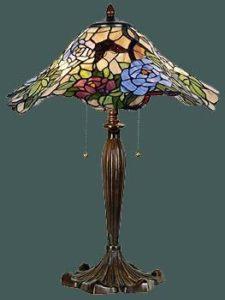 tiffany tafellampen usi maison