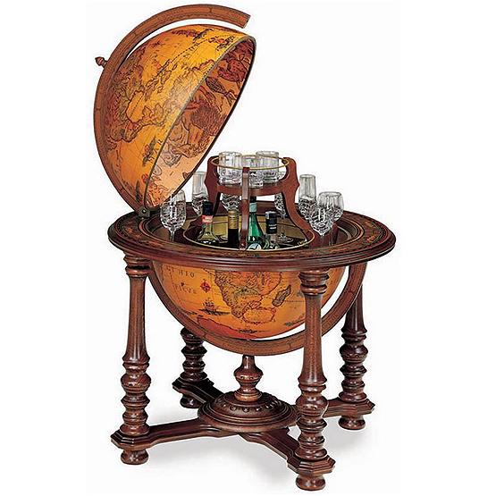 bar globus demetra usi maison. Black Bedroom Furniture Sets. Home Design Ideas