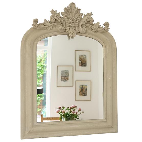 Grote Spiegel Met Kuif.Kuif Spiegel Sarbonne Canvas Small