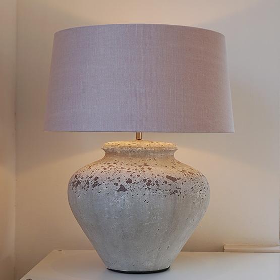 lamp wilis keramiek antiek