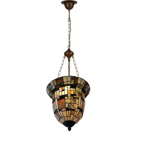 tiffany hanglamp art deco winchester