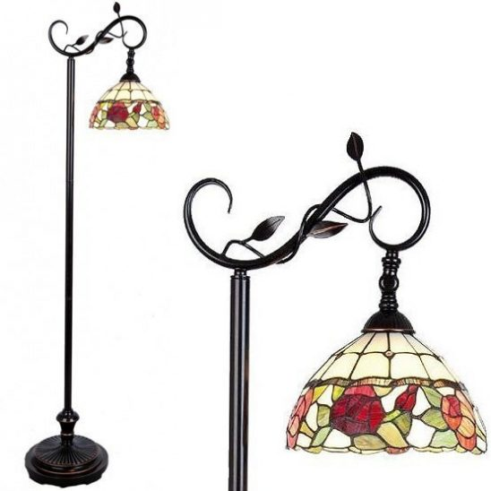 tiffany vloerlamp bloomington