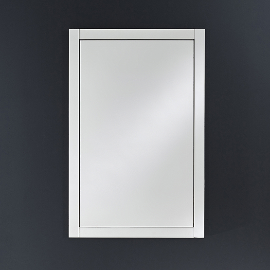 Moderne Spiegel modern mirror domino usi maison also available with console