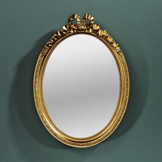 spiegel ovaal deknudt cosy gold