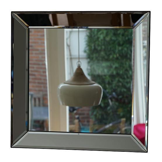 Ordentlich Moderne spiegel Pearl met spiegellijst - Usi Maison DB34