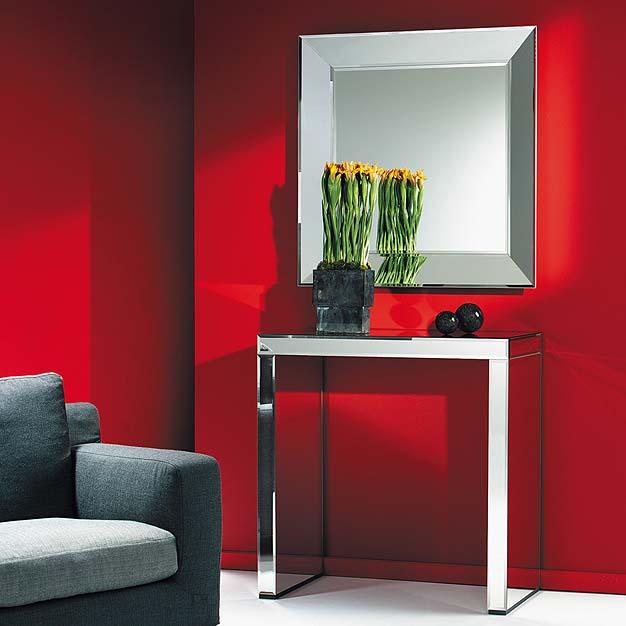 Design spiegel integro in verschillende maten verkrijgbaar usi maison - Moderne spiegels ...