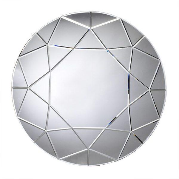 Miroir rond Diamond
