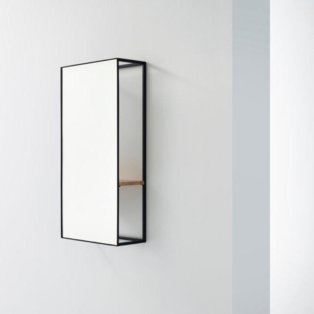 Badkamer Spiegel in Twee Maten- Moderne Spiegel Collectie   Usi Maison