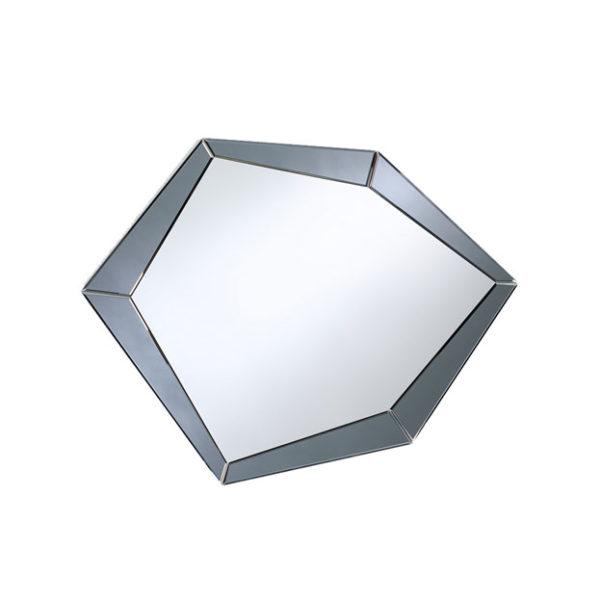 Design spiegel Polygon grey bij Usi Maison