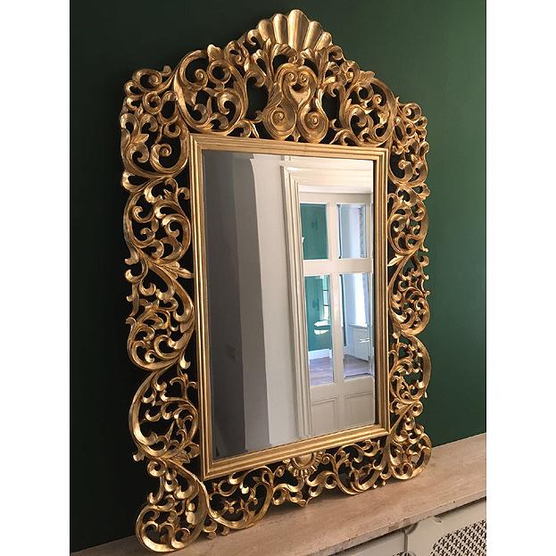 Kuifspiegel van Deknudt spiegels