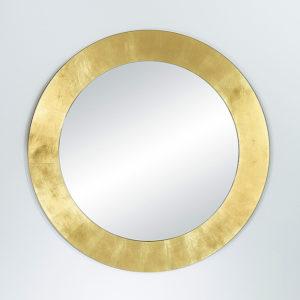 Deknudt spiegel Basic circle gold