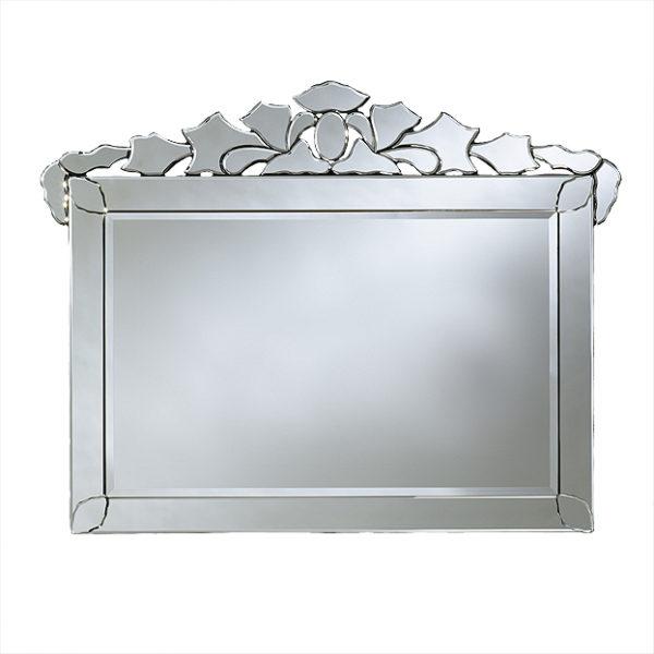 Chique Venetiaanse kuif spiegel