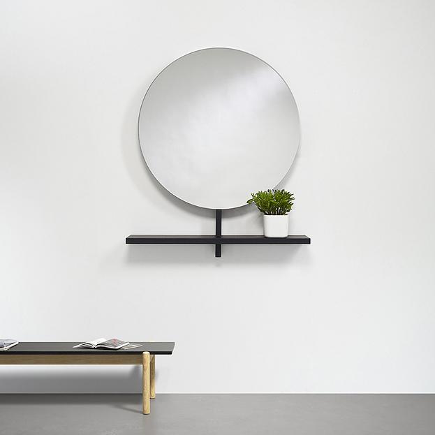 design spiegel van Giel Dedeurwaerder
