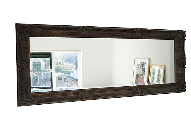 Grote Barok Spiegel : Grote spiegel zonder lijst amazing grote spiegel zonder lijst