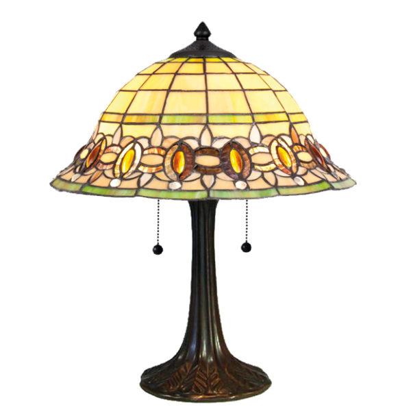 Art Deco tafellamp Greenville van Tiffany