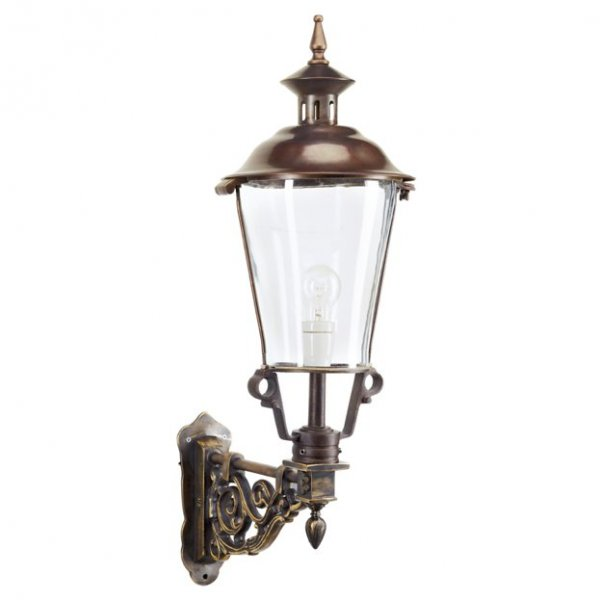Koudekerke Wall Lamp Bronze