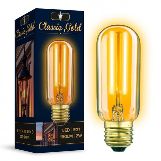 LED verlichting ckassic gold