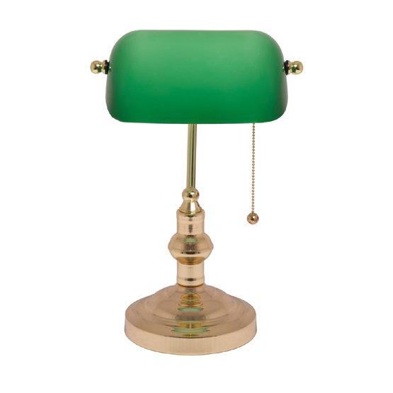 bankierslamp bureaulampen