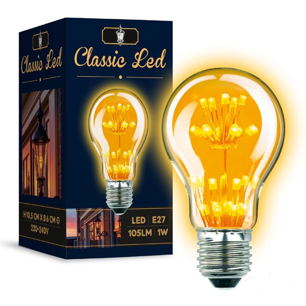 energiezuinig lichtbron LED