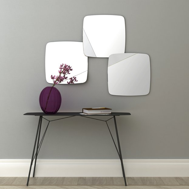 tilt designer spiegel deknudt spiegels usi maison. Black Bedroom Furniture Sets. Home Design Ideas